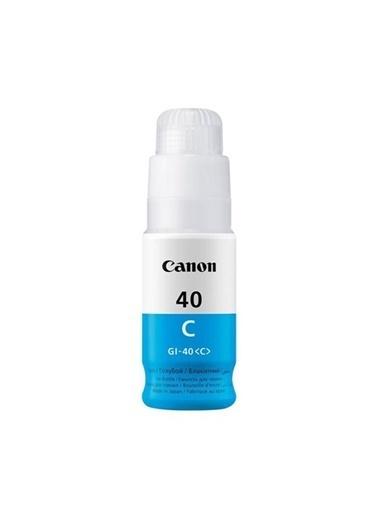 Canon Canon Gı-40C Mürekkep Kartuş Orj. Renkli